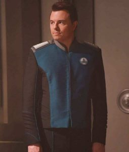 The Orville Captain Ed Mercer Uniform Jacket
