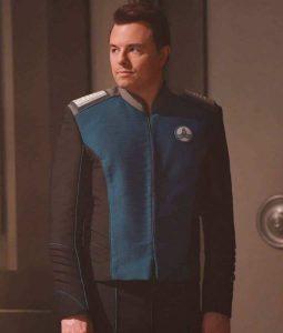 The Orville Captain Ed Mercer Uniform Jacket