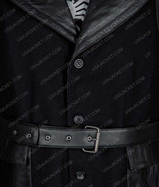 Edward James Olmos Blade Runner Trench Coat