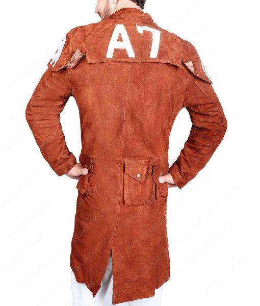 Fallout NCR Ranger Duster Coat