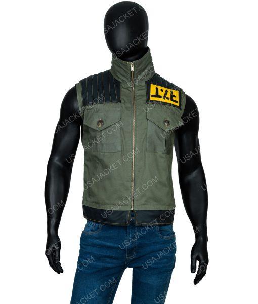 Frank Lero Killjoys Danger Days MCR Vest