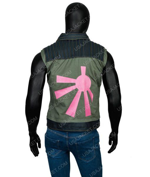 Fun Ghoul Frank Lero Killjoys Danger Days MCR Leather Vest