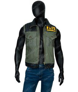 Fun Ghoul Frank Lero Killjoys MCR Vest