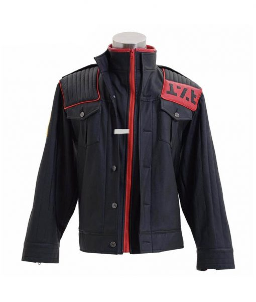 Jetstar black Jacket