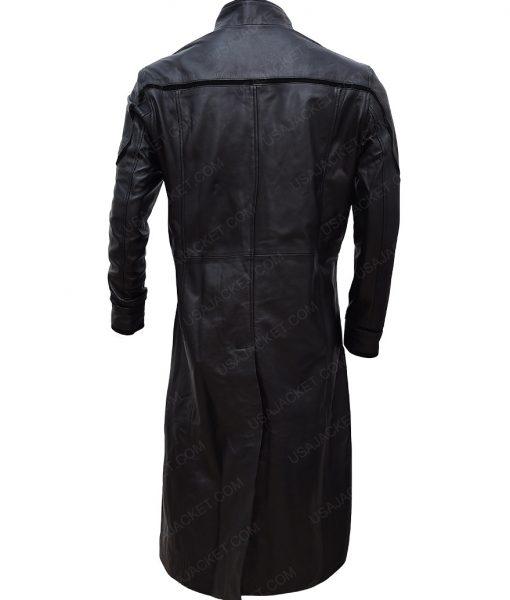 Nick Fury Samuel L. Jackson Avengers Trench Coat
