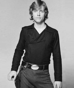 Star Wars Luke Skywalker Black Jacket