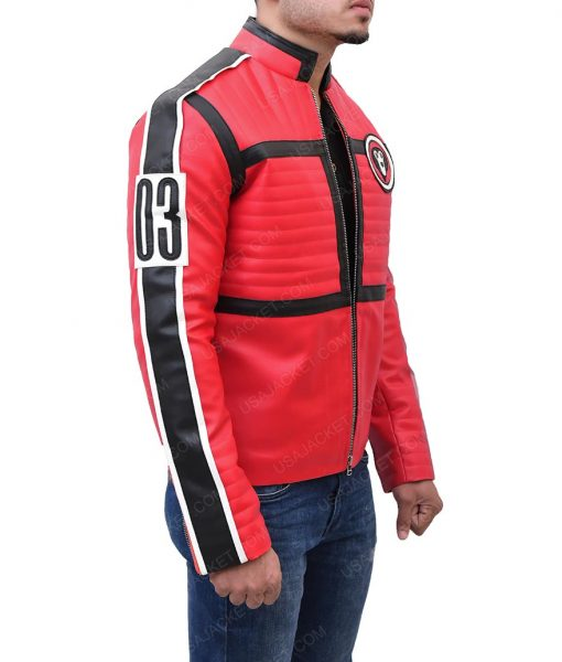 Kobra Kid My Chemical Romance Red Jacket