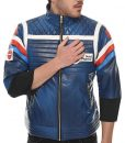 MCR Party Poison Danger Days Leather Jacket