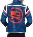 My Chemical Romance Party Poison Leather Jacket