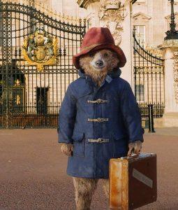 Paddington Bear Coat