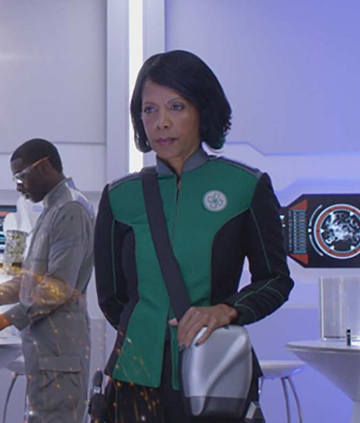 Penny Johnson Jerald The Orville Jacket