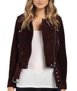 Runaways Nico Minoru Leather Jacket