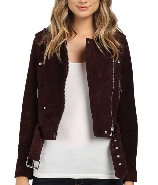 Runaways Lyrica Okano Leather Jacket