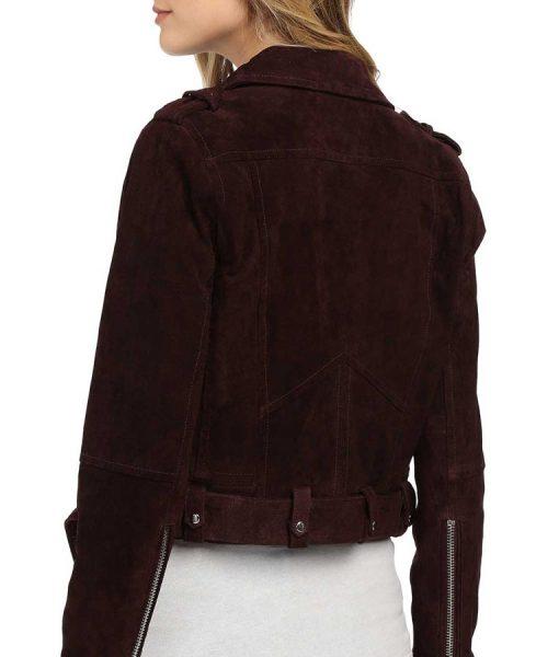 Runaways Lyrica Okano Nico Minoru Leather Jacket
