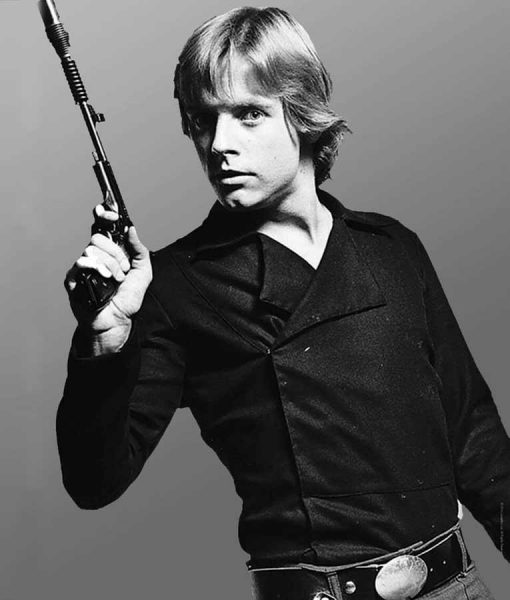Luke Skywalker Black Jacket