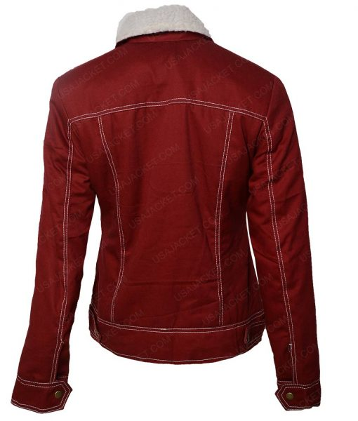 Stranger Things Natalia Dyer Jacket