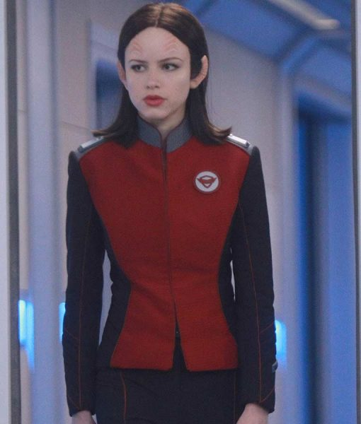 Alara Kitan The Orville Jacket