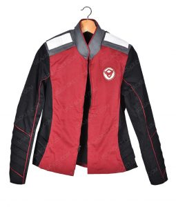 The Orville Halston Sage Uniform Jacket