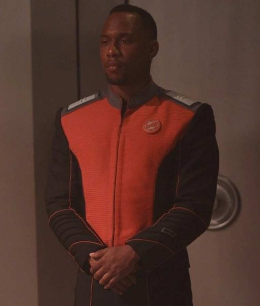 John LaMarr The Orville Uniform Jacket