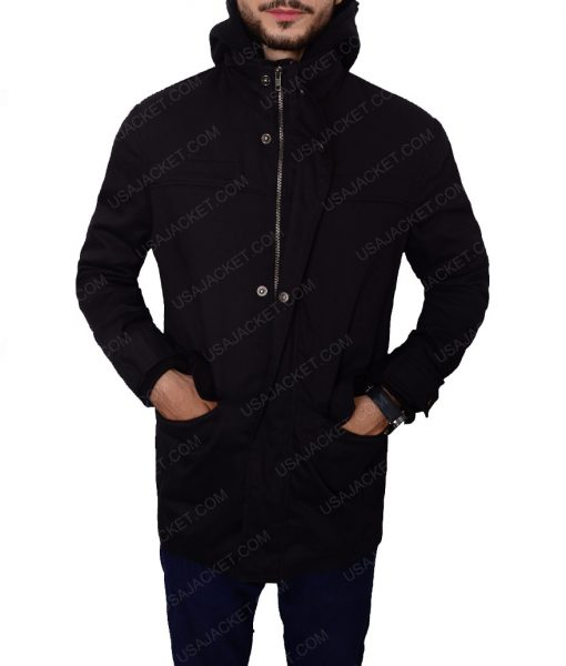 The Punisher John Bernthal Black Jacket