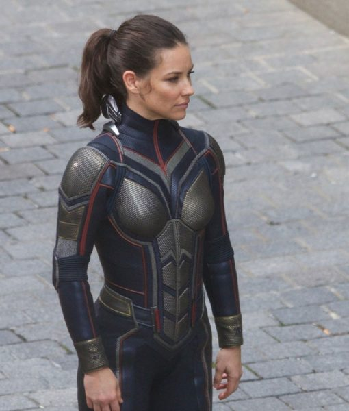 Hope Van Dyne Ant Man And The Wasp Jacket Usa Jacket