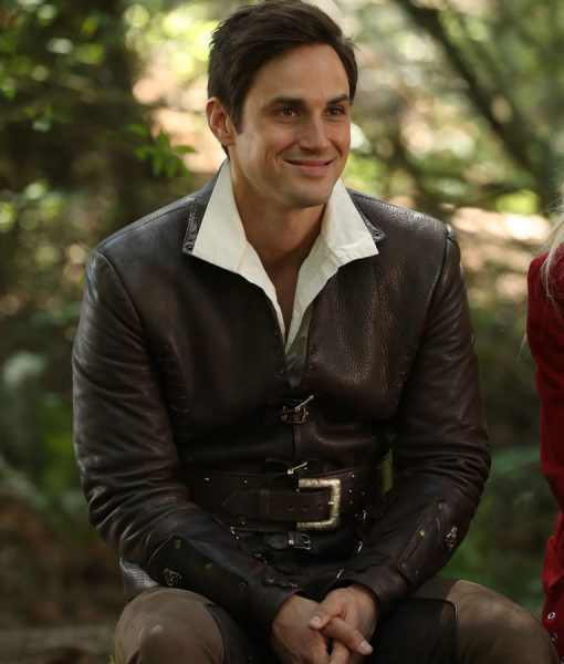 Andrew J. West OUAT Jacket