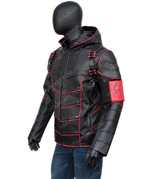 Dark Arrow Hooded Jacket