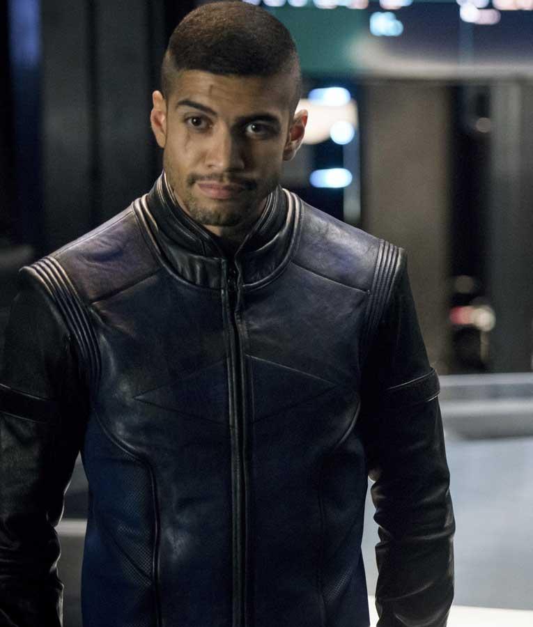 Rick Gonzalez Arrow Season 6 Jacket