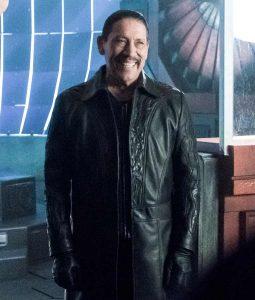Breacher Danny Trejo Coat