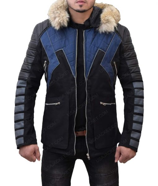Captain Citizen Cold Leo Snart Coat