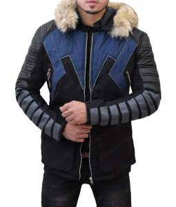 Legends Of Tomorrow Crisis On Earth-X Captain Citizen Cold Leo Snart Coat