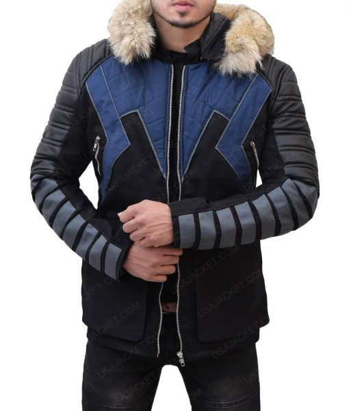 Captain Citizen Snart Parka Coat