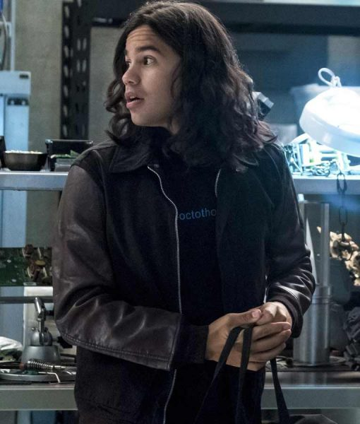 Carlos Valdes Cisco Ramon Varsity Jacket
