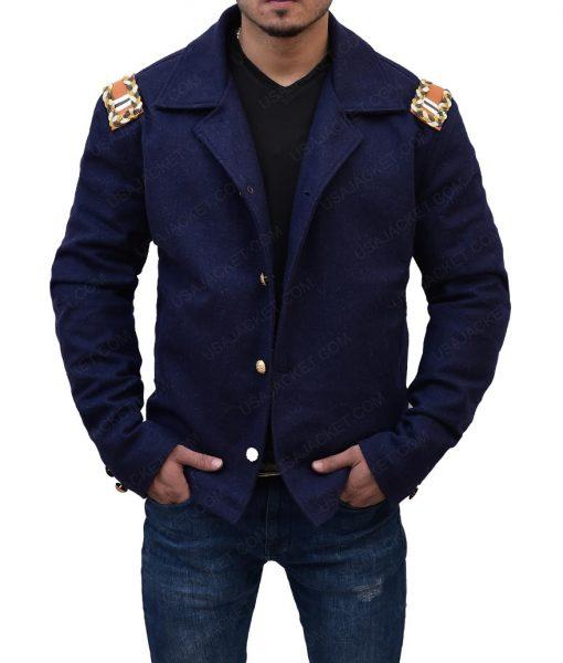 Christian Bale Hostiles Captain Joseph J. Blocker Uniform Jacket