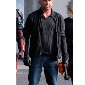 Heat Wave Mick Rory Crisis On Earth-X Jacket