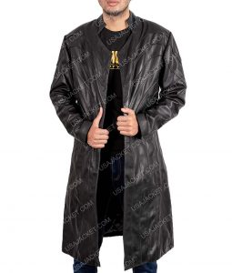 Tom Wisdom Trench Jacket