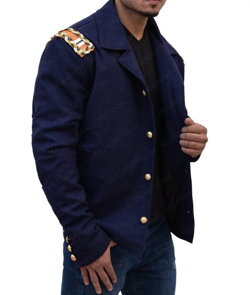 Christian Bale Hostiles Uniform Jacket