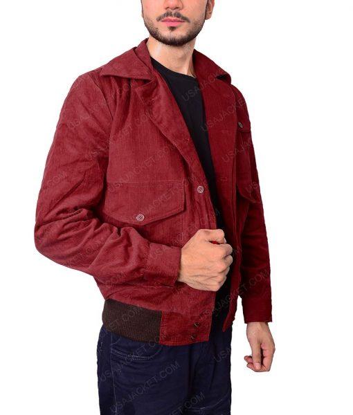 Jack Torrance Red Jacket