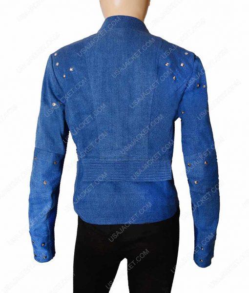 The Flash Season 4 Killer Frost Denim Jacket
