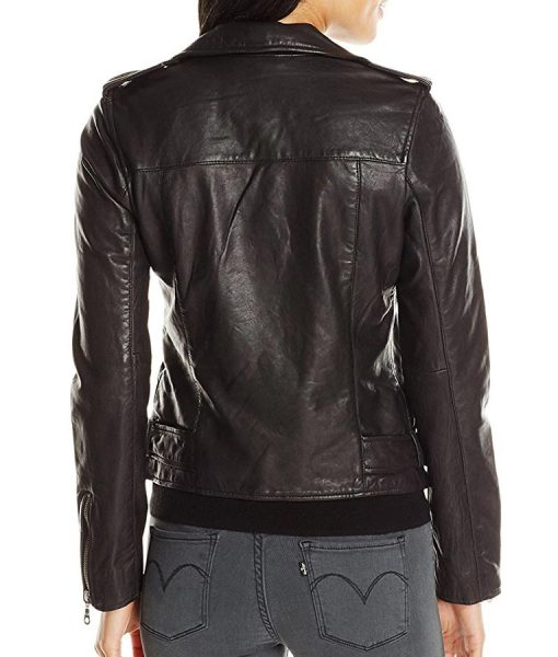 Emma Swan Black Jacket