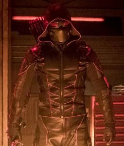 Dark Arrow Hooded Jacket