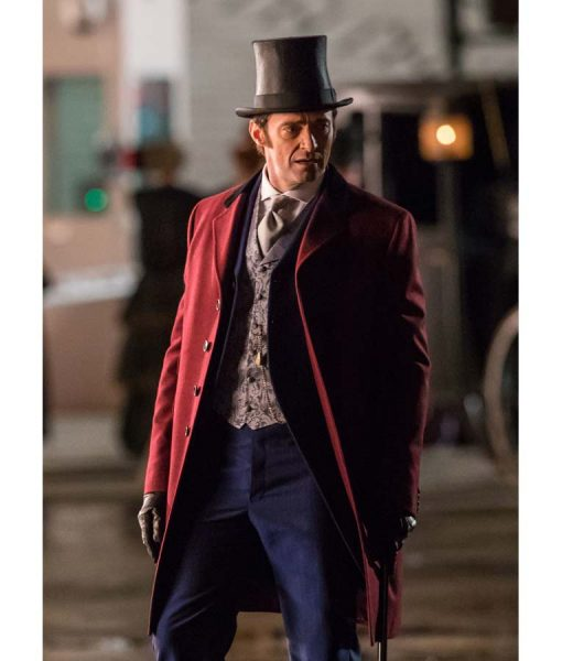 The Greatest Showman Red Coat