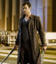 Tom Wisdom Dominion Trench Coat