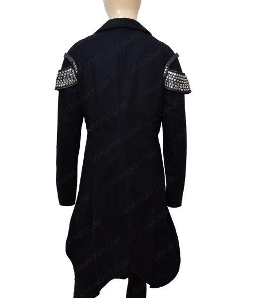 The Flash Season 4 Amunet Blacksmith Trench Coat