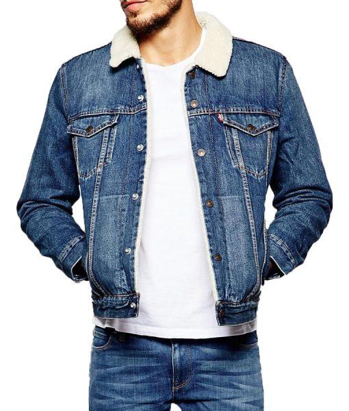 Riverdale Judhead's Shearling jacket