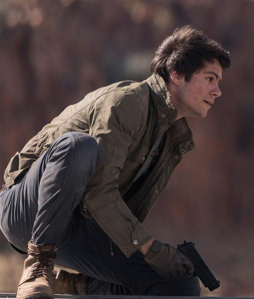 Maze Runner Thomas Jacket