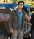 Maze Runner Dylan O'Brien Cotton Jacket