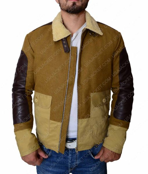Newt Maze Runner Flight Jacket