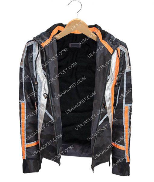 Tony Stark Track Hoodie Nano Jacket