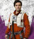 Star Wars Flight Orange Jacket